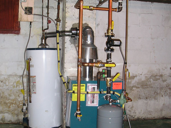Link Service Hot Water Heating